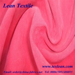 100 Polyester microfiber fabric